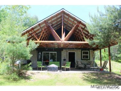 Herkimer County Single Family Home For Sale: 1881 Gray Wilmurt Rd