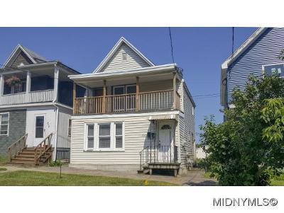 Utica Multi Family Home For Sale: 330 Gilbert Street
