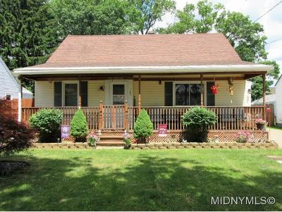 Rome Single Family Home For Sale: 507 Wellesley