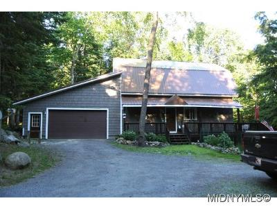 Old Forge Single Family Home For Sale: 158 Old Indian Trail