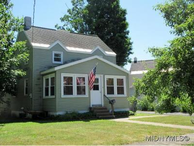 Rome Single Family Home For Sale: 816 Roosevelt Ave