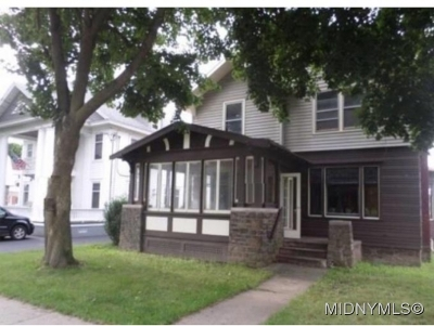 Herkimer County Single Family Home For Sale: 46 W. Main Street