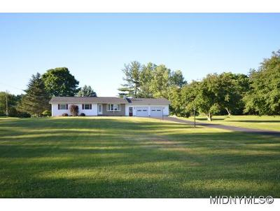 Westmoreland NY Single Family Home For Sale: $187,900