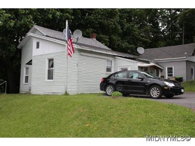 Herkimer County Single Family Home For Sale: 7 Bellevue
