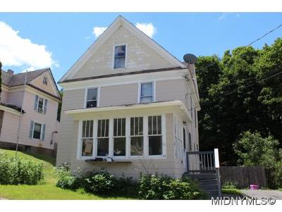 Herkimer County Single Family Home For Sale: 48 Highland
