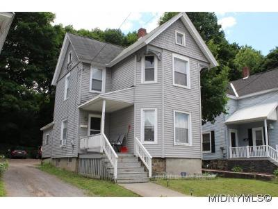Herkimer County Single Family Home For Sale: 213 West Main Street