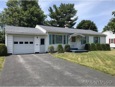 Oneida County Single Family Home For Sale: 429 Linda View Lane