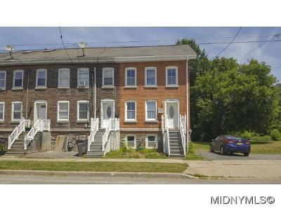 Rome Single Family Home For Sale: 221 E Whitesboro St