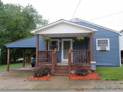 Herkimer County Single Family Home For Sale: 7475 East Street