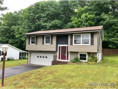 Oriskany Single Family Home For Sale: 321 Hillside
