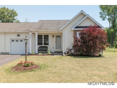 Rome Single Family Home For Sale: 8346 Forest Lane