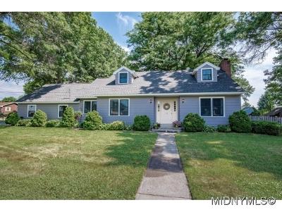 Rome Single Family Home For Sale: 710 W Cedar St