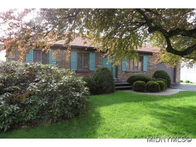 Rome Single Family Home For Sale: 905 Turin Street