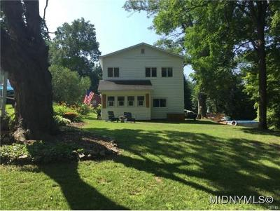 Madison County Single Family Home For Sale: 6294 Station Road