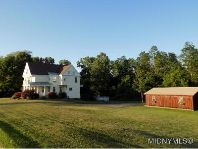 Deansboro Single Family Home For Sale: 2390 State Rte 315
