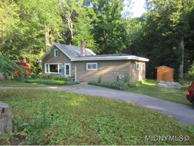 Herkimer County Single Family Home For Sale: 405 Rider
