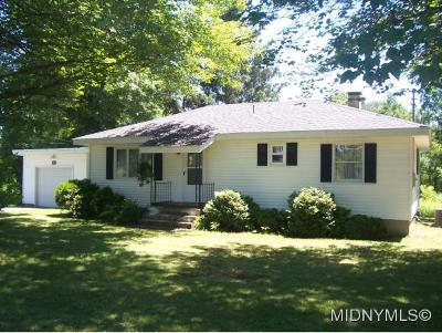 Verona Single Family Home For Sale: 6848 Verona Mills Rd.