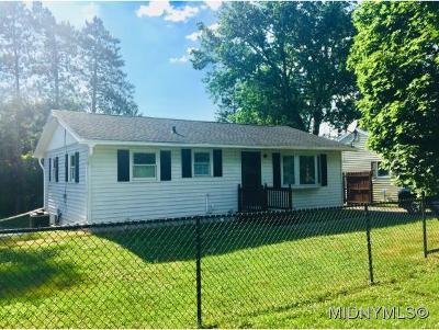 Whitesboro Single Family Home For Sale: 101 Denton Ave