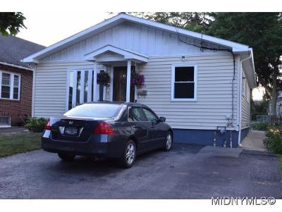 Utica Single Family Home For Sale: 1516 Conkling