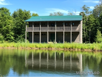 Herkimer County Single Family Home For Sale: 296 Twin Ponds Drive