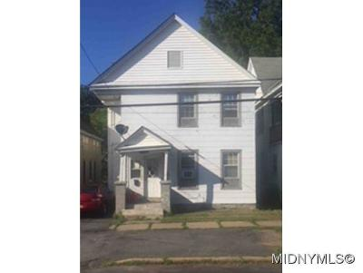 Utica Multi Family Home For Sale: 1107 South Street