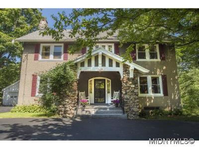 Whitesboro Single Family Home For Sale: 124 Clinton Street
