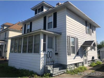 Herkimer County Single Family Home For Sale: 344 Steuben Street