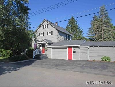 Herkimer County Single Family Home For Sale: 15 Clark Place
