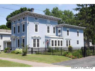 Whitesboro Single Family Home For Sale: 182 Main Street