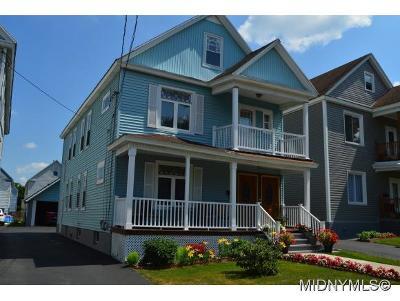 Utica Multi Family Home For Sale: 527 Tilden Ave