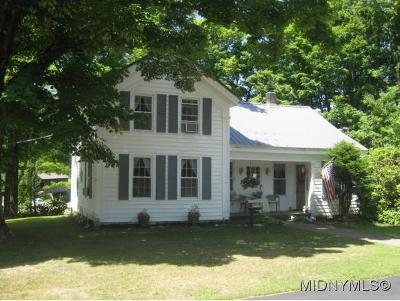 Herkimer County Single Family Home For Sale: 360 Fairview Road