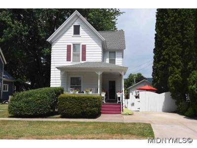 Herkimer County Single Family Home For Sale: 36 Rand Street