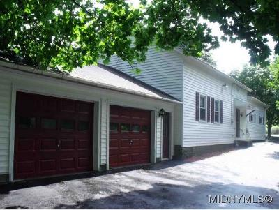Herkimer County Single Family Home For Sale: 146 State Route 169