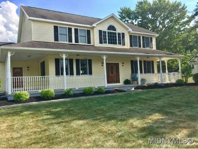 Oriskany Single Family Home For Sale: 127 Paradise Lane
