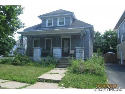 Utica Multi Family Home For Sale: 1913 Butterfield Ave