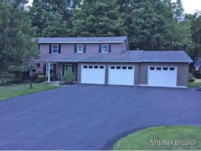 New Hartford Single Family Home For Sale: 269 Higby Road