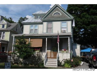Rome Single Family Home For Sale: 116 Turin Street