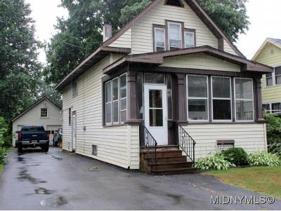 Rome Single Family Home For Sale: 704 Floyd Ave