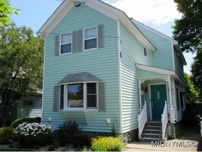 Rome Single Family Home For Sale: 718 Union St
