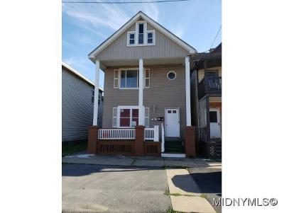 Utica Multi Family Home For Sale: 722 Elizabeth St