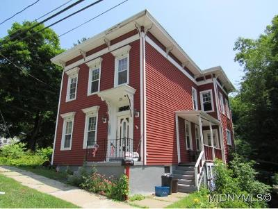 Herkimer County Single Family Home For Sale: 25 Manheim Street