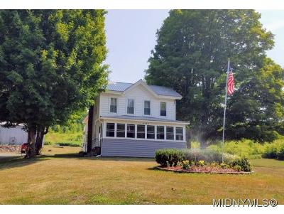 Marcy Single Family Home For Sale: 6524 State Route 291