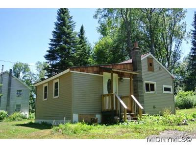 REMSEN Single Family Home For Sale: 9857 Twin Rock Road