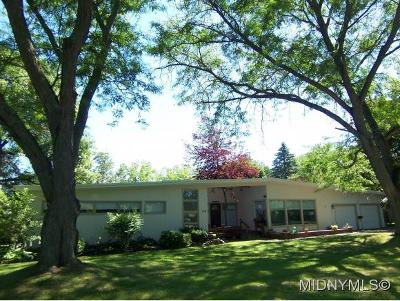 Madison County Single Family Home For Sale: 186 Skinner Road