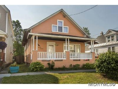 Utica Single Family Home For Sale: 1417 Brinckerhoff Ave.