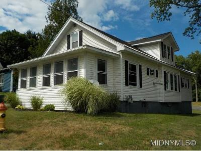 Herkimer County Single Family Home For Sale: 530 Maple Grove Ave