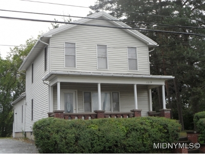 Oneida County Single Family Home For Sale: 1219 Albany Street