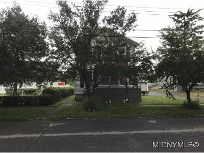 Whitesboro Multi Family Home For Sale: 35 Gardner Street