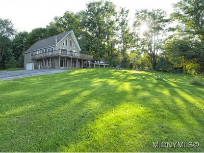 Herkimer County Single Family Home For Sale: 396 Goodier Rd.