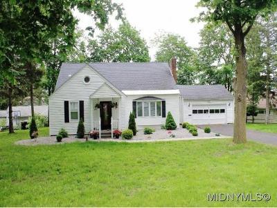 Whitesboro Single Family Home For Sale: 110 Harts Hill Terrace